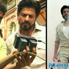 SRK's Raees gets a U/A certificate by the CBFC with 6 verbal cuts