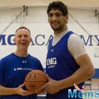 Satnam Singh talks about his journey from the fields of Punjab to the glitzy NBA courts