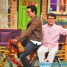 OMG! Jackie Chan promotes Kung Fu Yoga on the Kapil Sharma