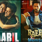 Day 1 collections: SRK's Raees vs Hrithik's Kaabil