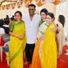 Anurag Basu hosts Saraswati Pooja at his Goregaon residence