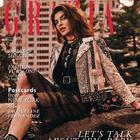 Jacqueline Fernandez features on the cover of  Grazia India Magazine February 2017