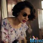 Kangana Ranaut gets a vintage car to promote the Vishal  Bhardwaj  film Rangoon