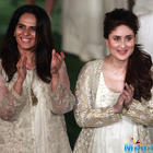 Kareena Kapoor Khan rises the temperature in gold at LFW (2017) Grand Finale