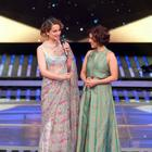 Kangana Ranaut promote Rangoon on the TV show Dil Hai Hindustani