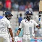 India earns 356/3 after tons from Virat Kohli, Murali Vijay in the end of the day 1