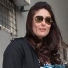 Taimur lovely mommy Kareena Kapoor Khan spotted outside Bandra salon