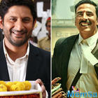 Arshad Warsi: Akshay has performed 10 times better than me