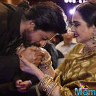 Rekha will hand over the fourth Yash Chopra Memorial Award to SRK