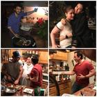 Ranbir Kapoor and Saif Ali Khan  turn Chef  in Kapoors residence