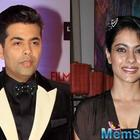 Kajol fallout with Karan Johar: Kajol says relationships are difficult