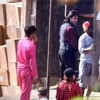 Ranbir Kapoor spotted with long hair, the first pics of Sanjay Dutt biopic get leaked