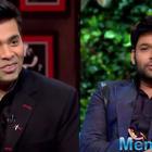 Don't drink and 'Tweet' advises Kapil Sharma on 'Koffee With Karan 5'