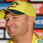 Michael Clarke is trying to 'master' his skills on driving auto-rickshaw