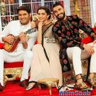 KWK: Kapil Sharma showed that he has a big crush on Deepika Padukone