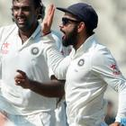 India vs Australia, 2nd Test: India won by 75 runs