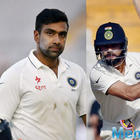 Ashwin and Jadeja have become the first pair of spinners to jointly share the top spot in ICC Test rankings