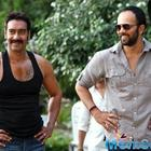Check out the sneak pic's of 'Golmaal Again'
