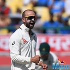 Ind vs Aus 4th test, day 2: India trail by 52 runs, Nathan Lyon's 4-for restricting India to 248/6