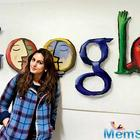 After Facebook headquarters, Huma Qureshi visits Google HQ in New York
