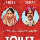 Akshay Kumar shares the first poster of 'Toilet: Ek Prem Katha'