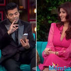 Twinkle Khanna wants Karan Johar to write and direct her in My Name is Khanna