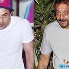 Unrecognizable! Ranbir Kapoor looks like Sanjay Dutt in his older avatar