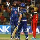 IPL 2017 RCB vs MI: Kieron Pollard's brings victory for Mumbai Indians