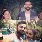 Virat Kohli changes Instagram pic alongside ladylove Anushka Sharma