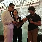 Aamir sings, eats and makes merry at the Chinese premiere of Dangal