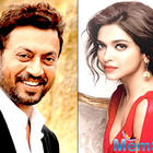 Deepika and Irrfan Khan to team up for Vishal Bhardwaj's next