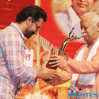 Aamir Khan receives the 75th Master Dinanath Mangeshkar Award