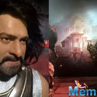Baahubali aka Prabhas unveils his wax statue at Madame Tussauds
