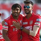 KXIP's Sandeep Sharma fined for angry outburst against umpire