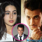 Salman Khan will launch Sara Ali Khan opposite Aayush Sharma in his next
