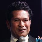 Sachin Tendulkar gets emotional to watch his life story