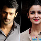 Alia Bhatt would like to work with Prabhas