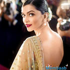 Deepika Padukone erased her RK tattoo from the back of her neck.
