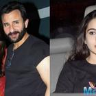 Sara convinces Kareena and Saif  to break no-kissing clause