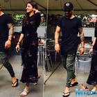 Anushka and Virat walk in hand-in-hand at Zaheer Khan-Sagarika Ghatge's engagement