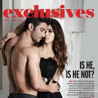 Sushant and Kriti Sanon new photo shoot for Filmfare are too hot to handle