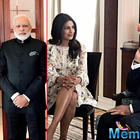 Priyanka and PM Modi meeting: Here's what Priyanka Chopra discussed with him