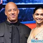 Vin Diesel is missing Deepika? Shared an adorable throwback picture with the actress