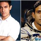 Aamir will produce a film, based on Rakesh Sharma life