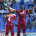 Windies vs India, 4th ODI: West Indies won by 11 runs