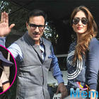Saif-Kareena takes Taimur along for his first Swiss holiday