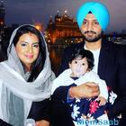 Harbhajan and Geeta celebrate daughter Hinaya's first birthday