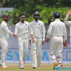 First Test, Galle, India won by 304 runs, lead series 1-0