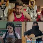 Zaira Wasim and Aamir Khan rocks in the 2nd poster of secret superstar!