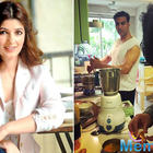 Akshay-Aarav cook food for guests: Twinkle tweeted, I've trained my boys well
